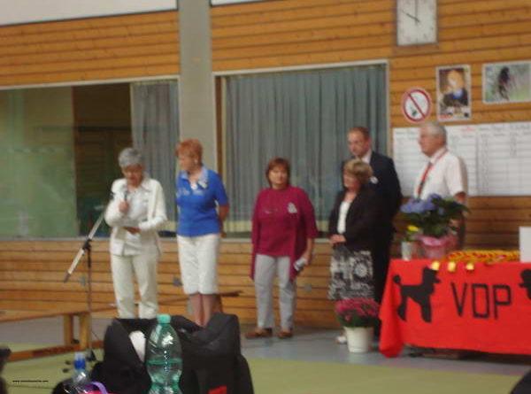 Пудели фото 25 2012-09-09 Юбилейная выставка 60 лет VDP в г. Баден-Баден Германия.